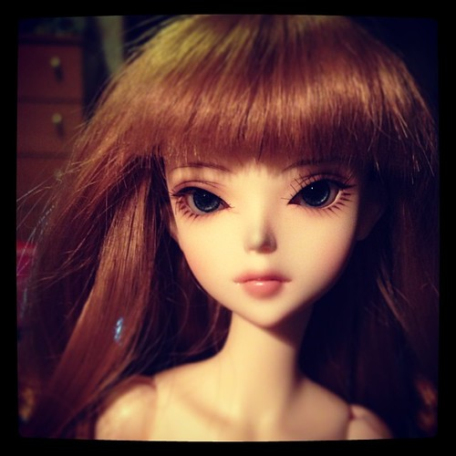 New girl:) #dolls #bjd