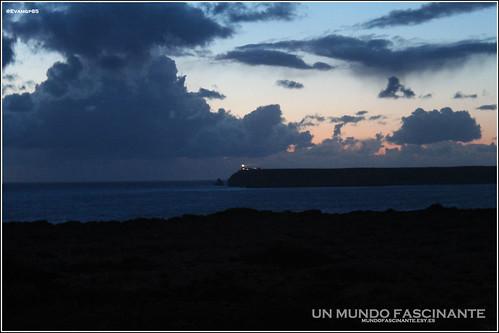 """Faro de Cabo San Vicente """"el fin de Portugal"""". Algarve. 2012."""