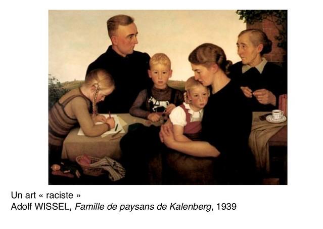 Wissel, Famille de paysans, 1939