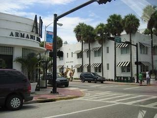 Miami市街