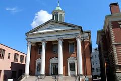 Historic Old Taunton District Courthouse (Taunton, Massachusetts)