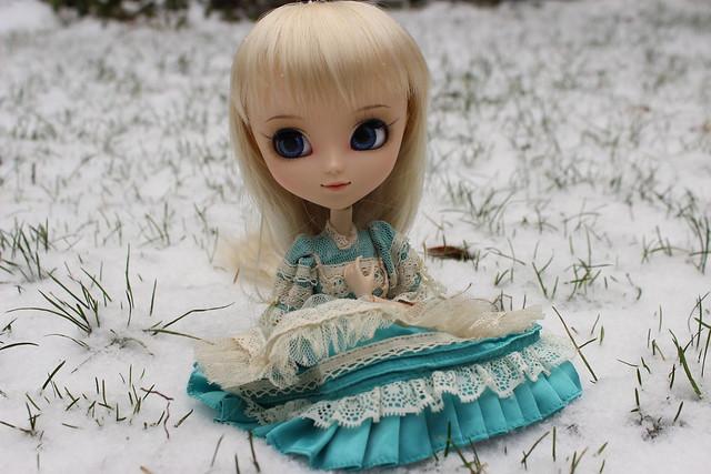 Snow owo