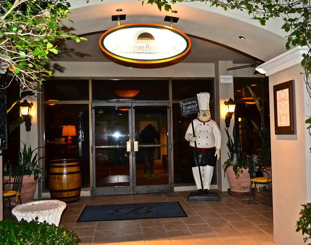 The Breakers Hotel, Palm Beach, Florida - Italian Restaurant