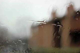 The Rain Thru My Windshield
