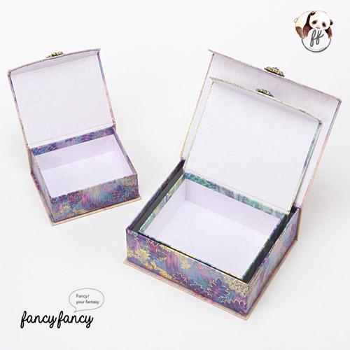 47.夢幻孔雀水晶胸針收納盒(一組三個)2
