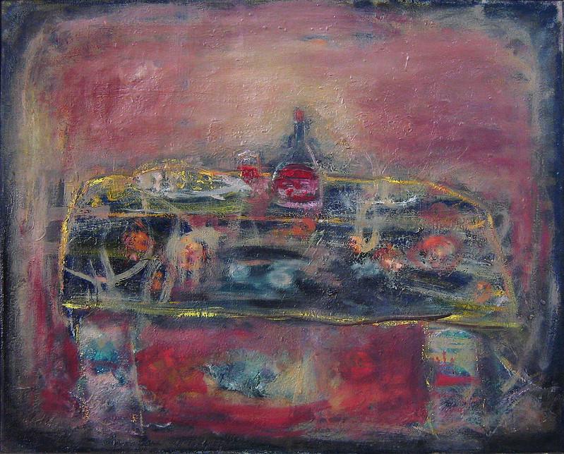 Victor Gutsu - table 78x98cm 2013
