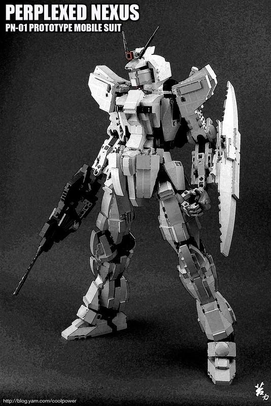 0006 LEGO GUNDUM TYPE-PN-01