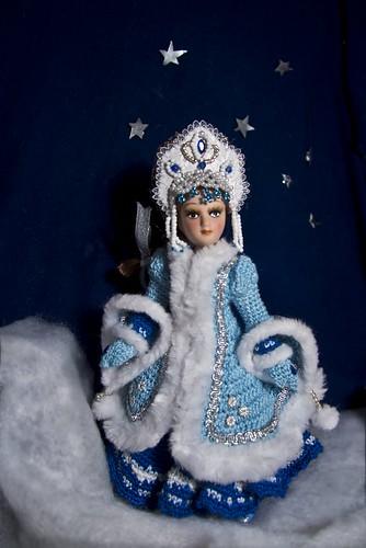 """Куклы молда """"Дамы эпохи"""""""