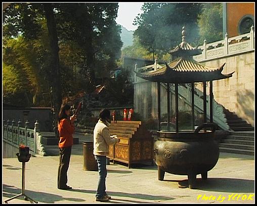 杭州 飛來峰景區 - 068 (靈隱寺)