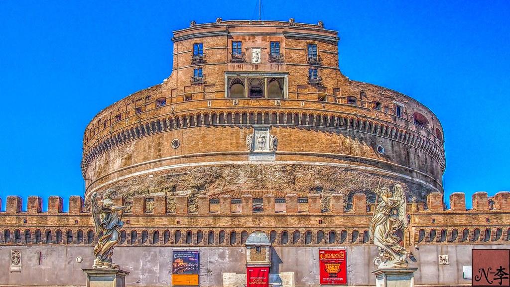 Castel Sant'Angelo, Rome-