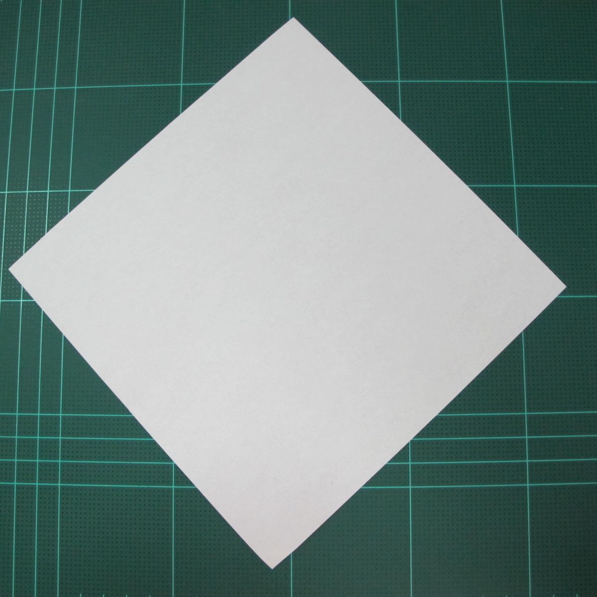 การพับกระดาษเป็นนกพิราบ (Origami pigeon) 00001