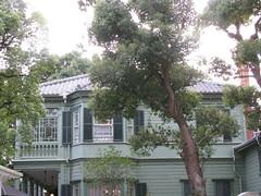 House of light green (萌黄の館)