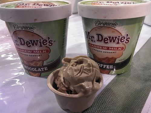 Mr Dewie's Cashew Ice Cream