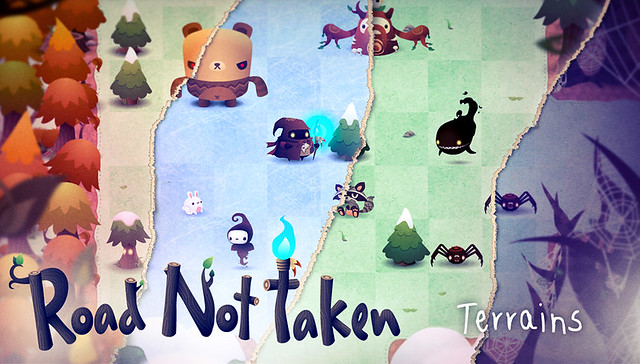 Road Not Taken on PS4 & PS Vita