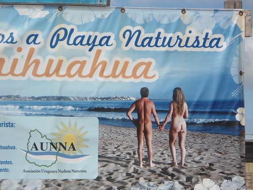 Playa Nudista Chihuahua/Chihuahua Nudist Beach, Portezuelo, Maldonado, Uruguay - www.meEncantaViajar.com by javierdoren