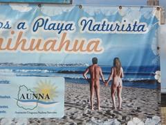 Chihuahua nudist beach