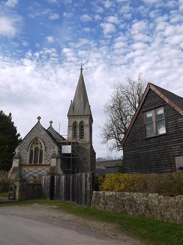 East Kennet Church