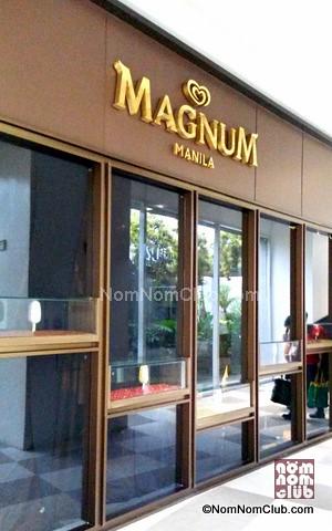 Magnum Manila Cafe