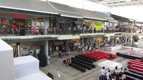Koh Samui Central Festival Samui Open セントラルフェスティバルサムイ