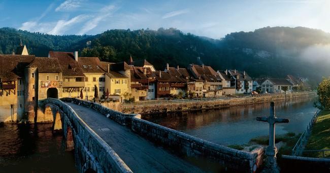 Jura a Oblast 3 jezer