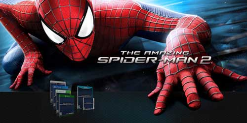 The Amazing Spider-Man 2 official site removes Xbox One version