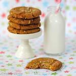 Gluten free funfetti cookies