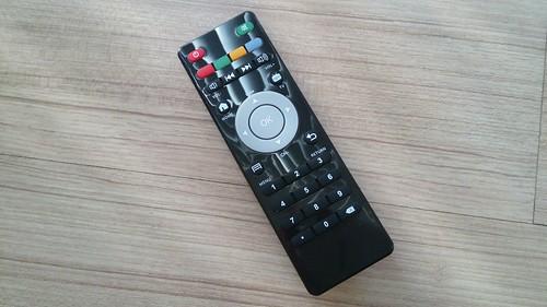 รีโมทคอนโทรลของ Penta TV