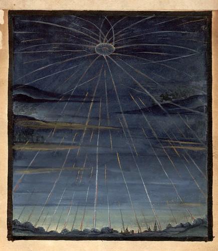 012-Sol de medianoche-Kometenbuch -1587-Universitätsbibliothek Kassel