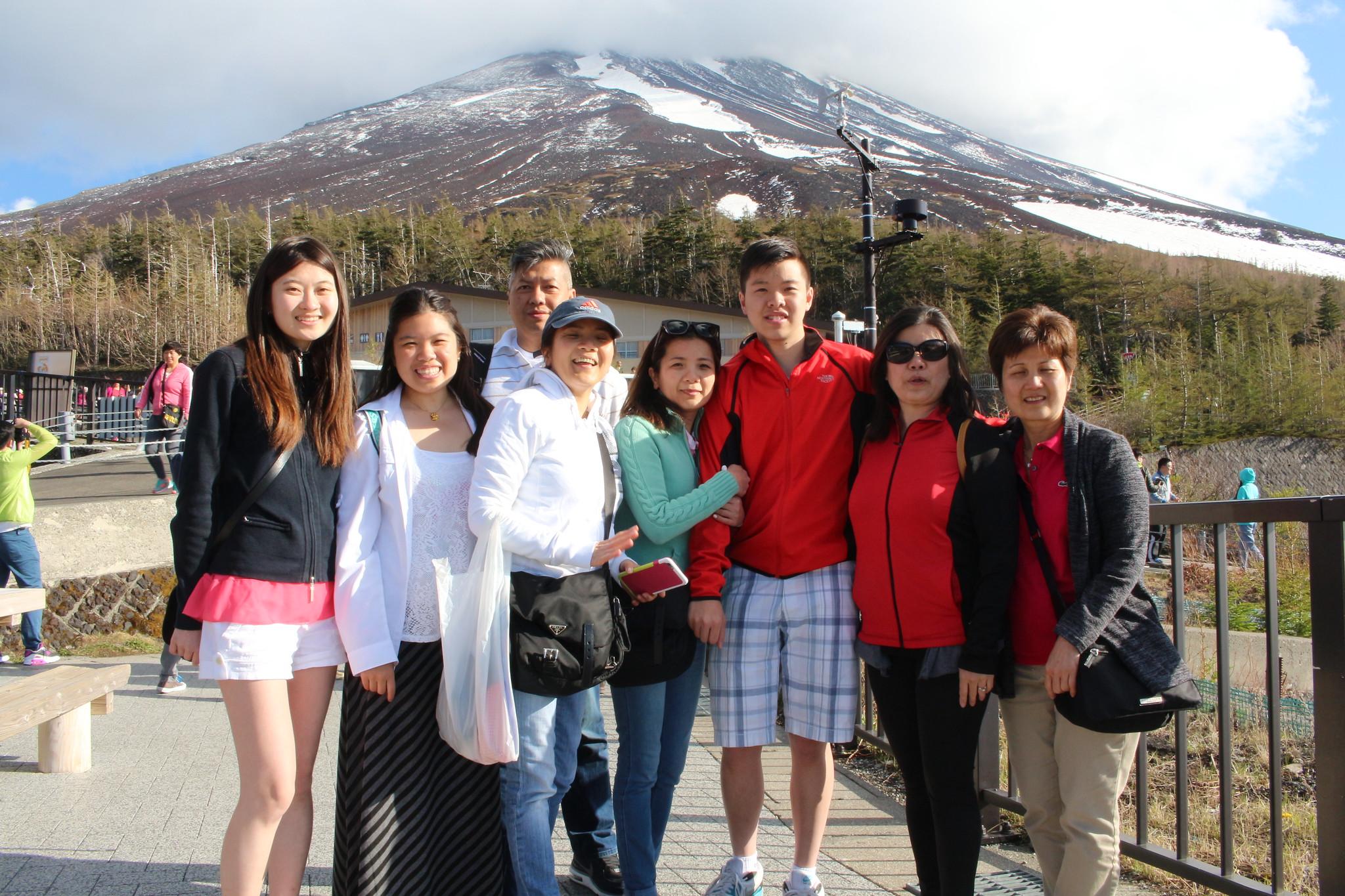 Family Fuji