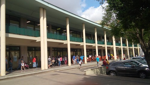 Entrega de solicitudes del PEACA en Huerta Palacios