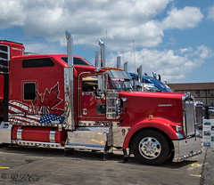vehicle, truck, transport, trailer truck, freight transport, fire department, land vehicle,