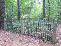 Lee Family Graveyard at Leesylvania State Park -- Woodbridge, VA, June 28, 2015