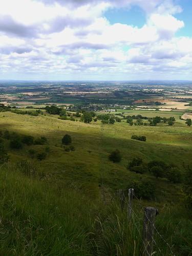 Steepest Path on Bredon