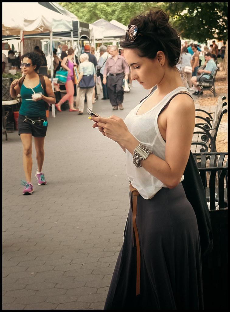 Market Time - New York City - 2015