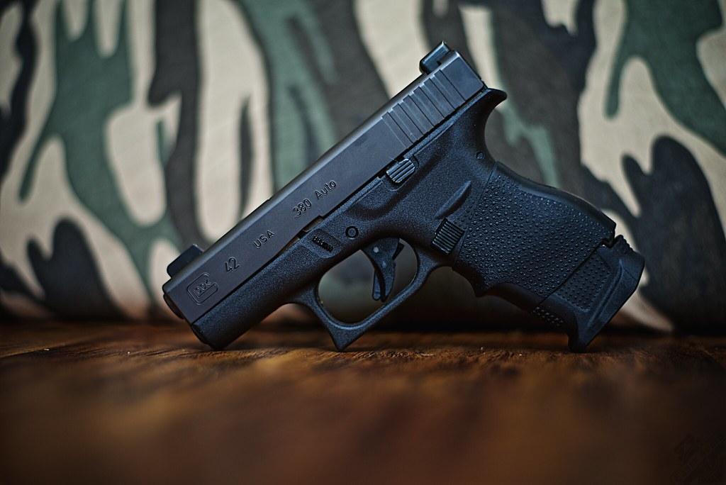 Glock 42 w/ Strike Ind. EMP