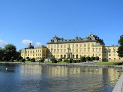 Drottningholm, Stockholm, Sweden