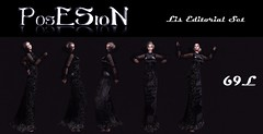 *PosESioN* New editorial poses!!!