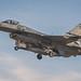 F16 landing at Luke air force base