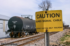 PLCX 221869 | Tank Car | UP Brinkley Subdivision
