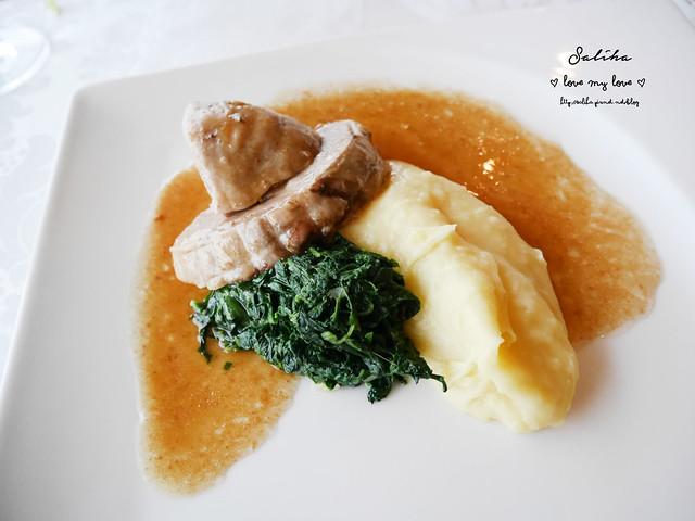 布拉格夜景景觀餐廳推薦洲際酒店晚餐 (22)