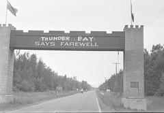 Road Sign Vandalism Prior to Amalgamation