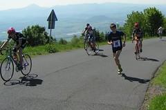 Při Běhu na Komárku předstihl vítěz Hamr 44 cyklistů