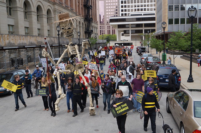 End of March Against Monsanto