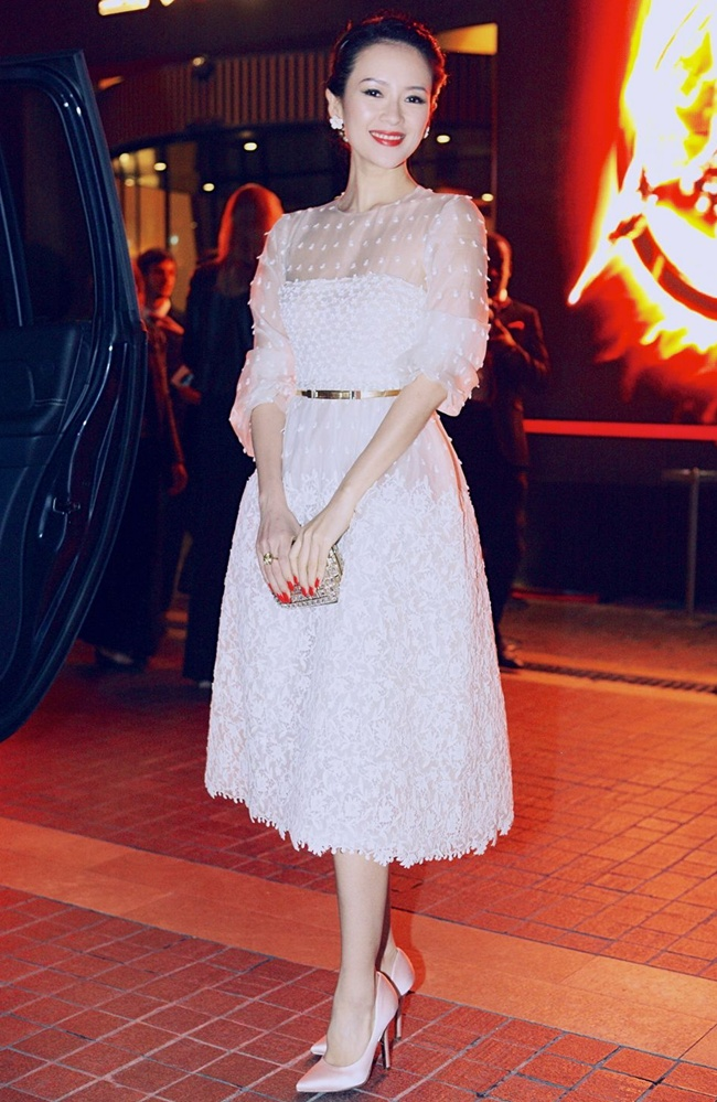 5 Zhang Ziyi - Cannes Film Festival - Margaret Maldonado Agency