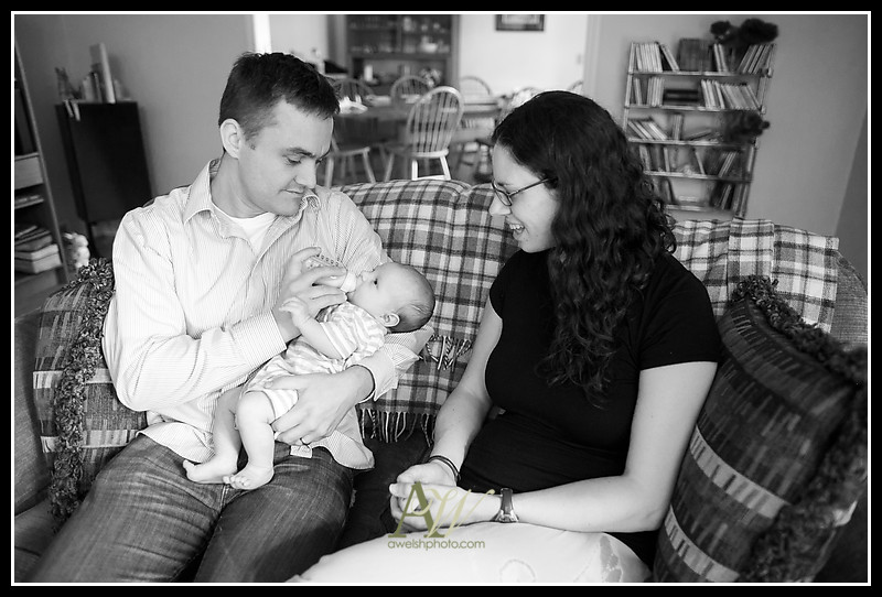 Rochester NY baby kid child infant portrait photojournalism Andrew Welsh