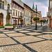 Main Street, Kaposvar Hungary