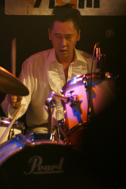 JIMISEN live at Adm, Tokyo, 01 Jun 2013. 409