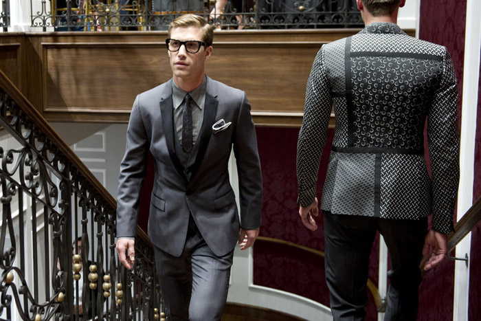 Dolce&Gabbana Estate 2014 Sartorialità Londra (9)