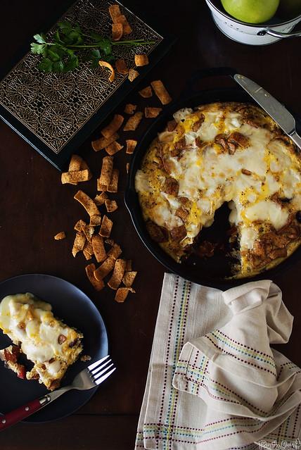Frito Frittata from GirlCarnivore.com