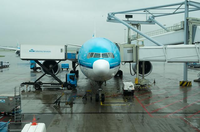 KLM KL867 B777-200ER